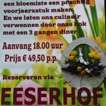 Paasworkshop Eeserhof