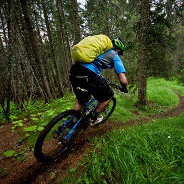 Extreme uitdaging voor mountainbikers