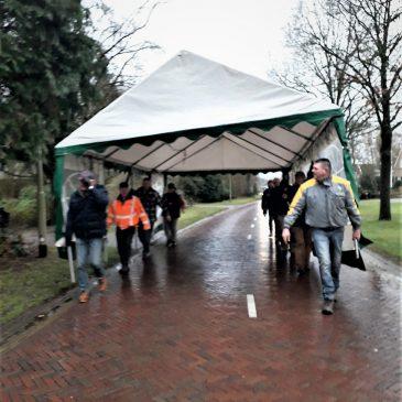 Verplaatsen Tent
