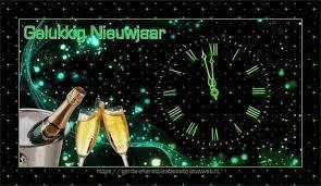 Nieuwjaarsborrel 2022